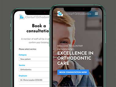 Clontarf-website-mockup-iPhone-XR